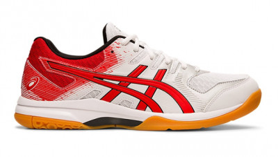ASICS Gel-Rocket 9 blanc/rouge 2019/20