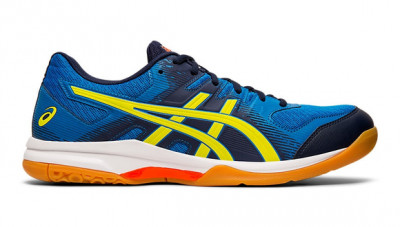 ASICS Gel-Rocket 9 bleu 2019/20