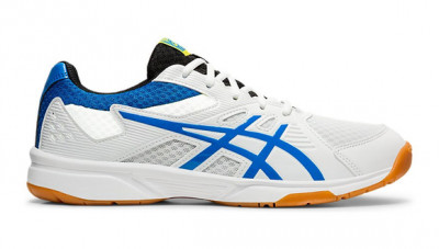 ASICS Gel-Upcourt Blanc/Bleu 2019/20