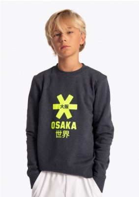Sweat OSAKA Kids Navy/jaune