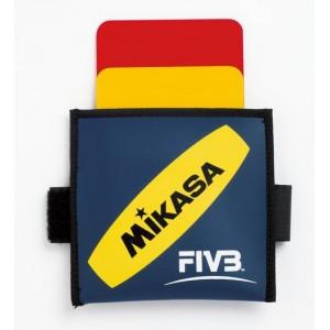 Pochette Cartons Arbitre MIKASA