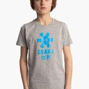 Tee OSAKA Deshi Gris/Bleu