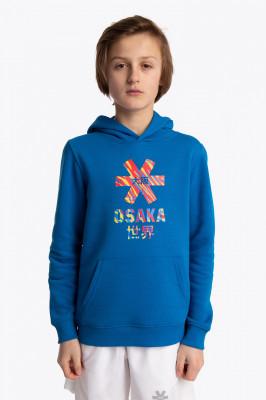 Hoody OSAKA Deshi Pollocs Bleu