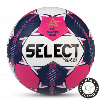 Ballon de Handball Ultimate Replica SELECT