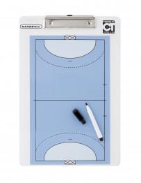 Plaquette Recto/Verso Handball TREMBLAY