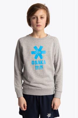 Sweat OSAKA Deshi Gris/Bleu